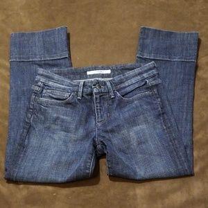 """Joe's Jeans """"Socialite Kicker"""" Jeans size 27"""